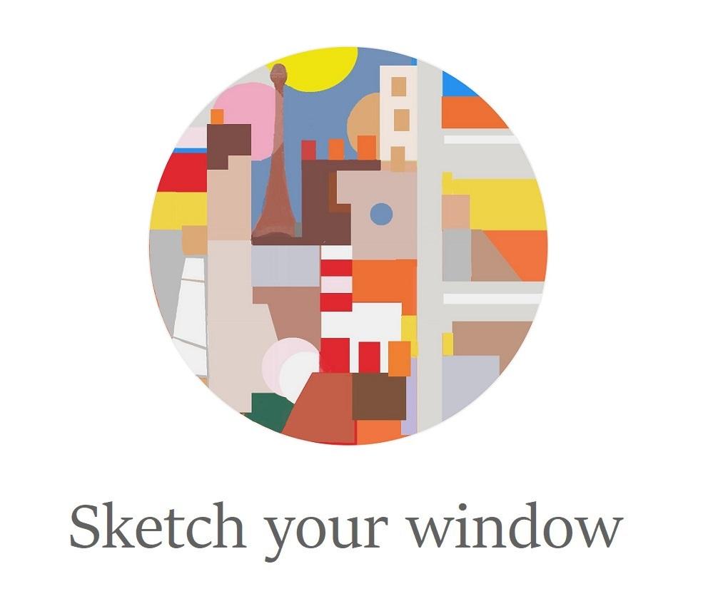 Sketch your window